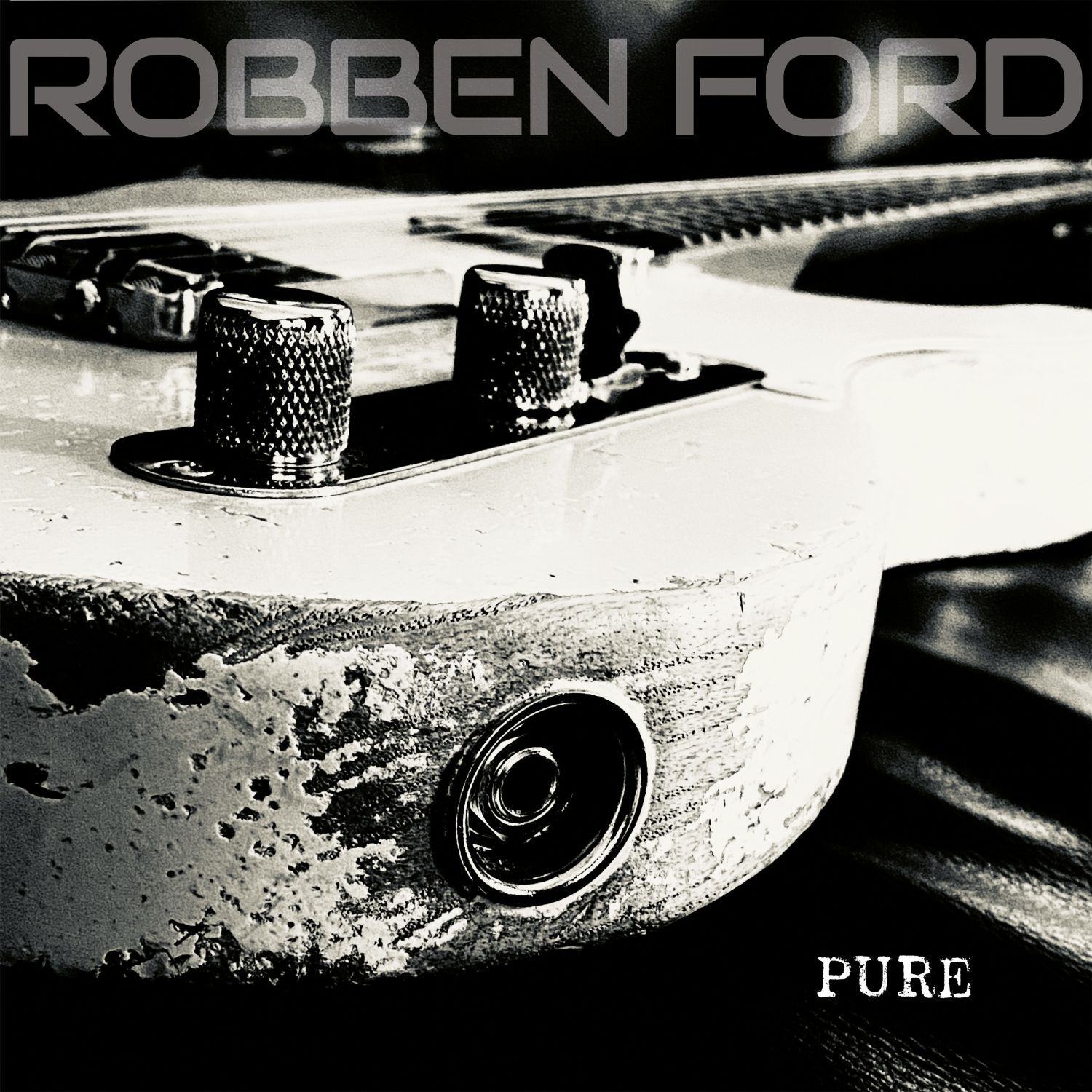 """Robben Ford: nowy solowy album """"PURE"""""""